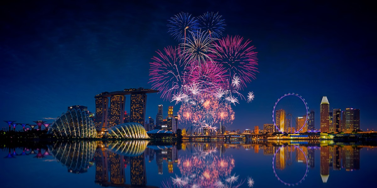 6 Stay-Home Ways to Celebrate National Day in Style
