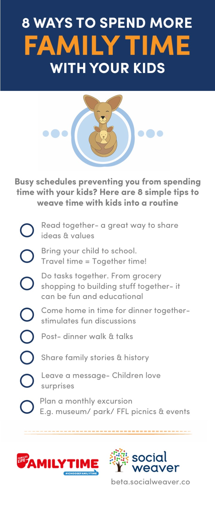 ways to spend more time your family families for life  this useful tips list below ways to spend more family time the kids
