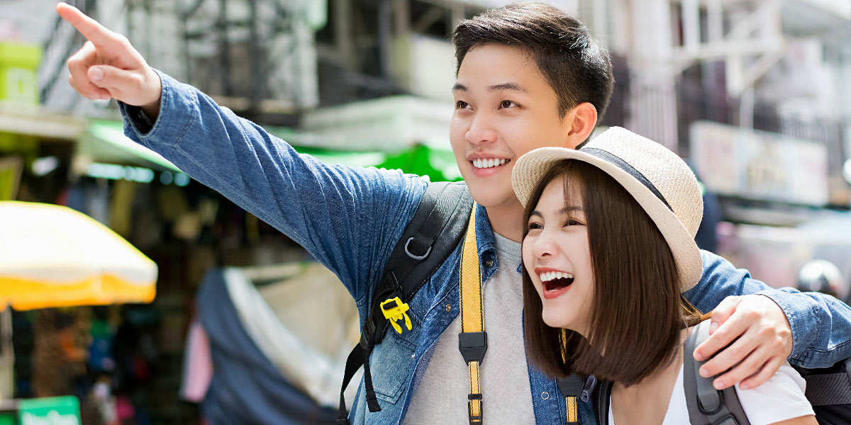 5 Tips for Couple Travelling