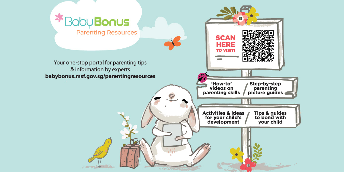 Baby Bonus Parenting Resources