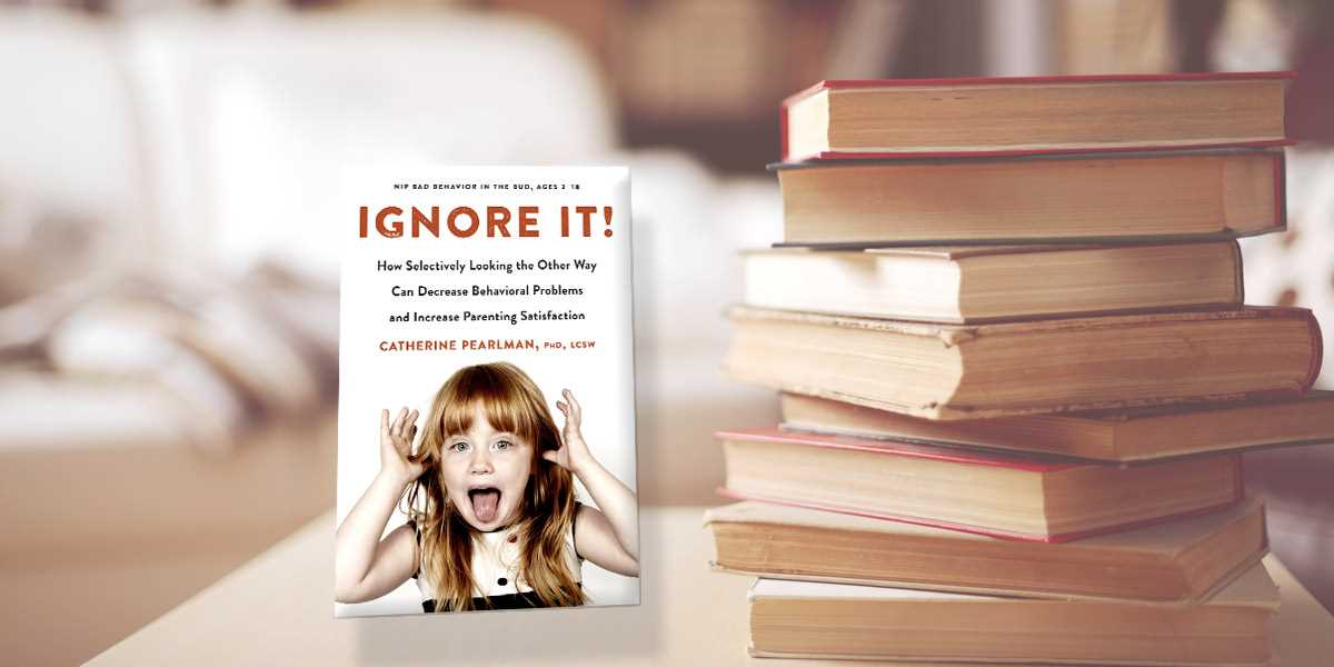 Ignore It Book Cover