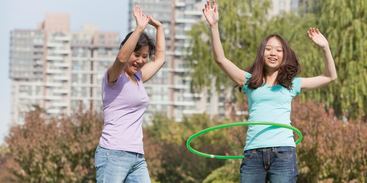 Bonding Activities for Teens and their Grandparents