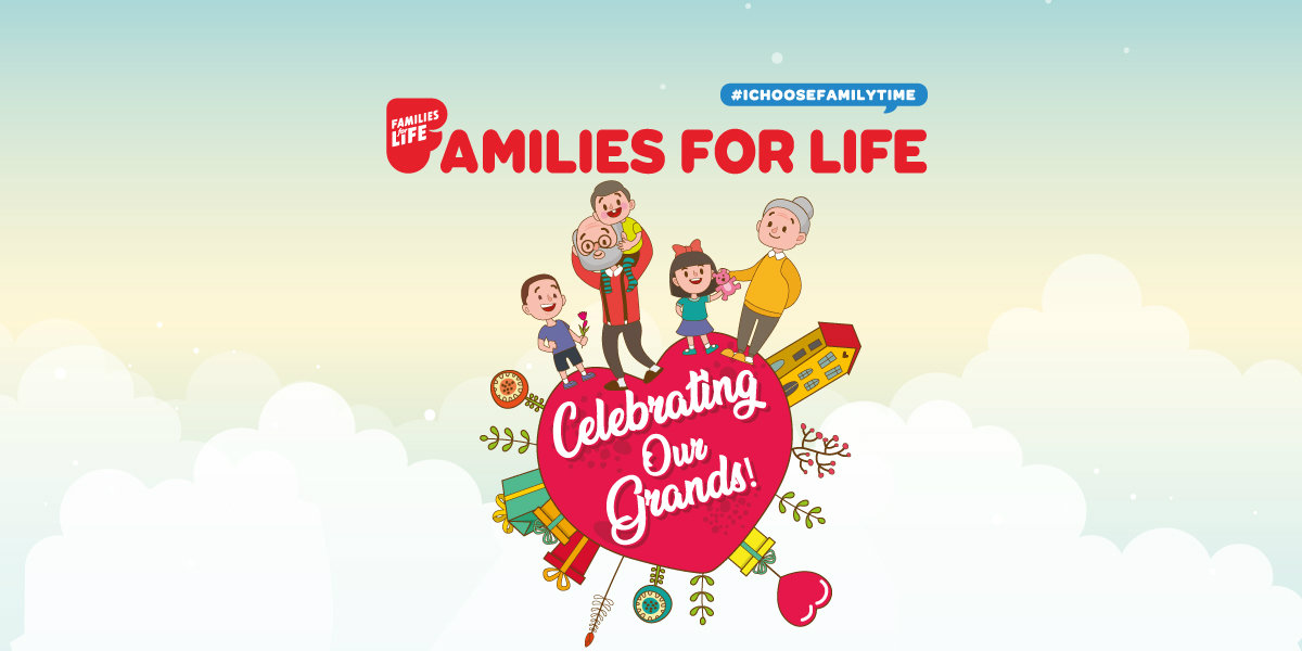 """Celebrating Our Grands"" Day on 6 October"