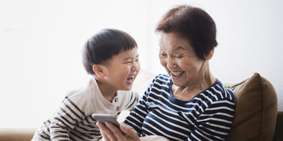 Looking after your granchildren