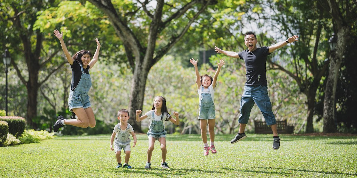 Our Only Rule is 'No Rules! Says SAHM Summer Goh
