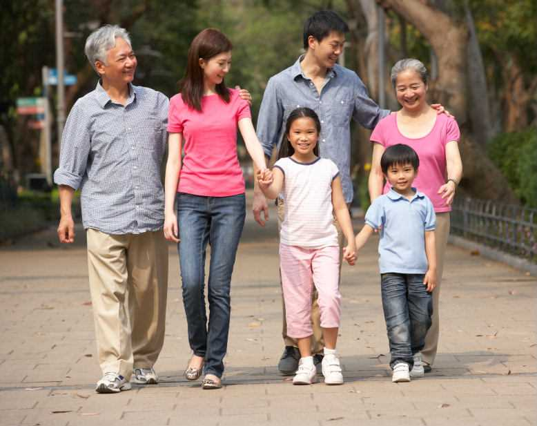 MultiGenFamily Why Family is Important