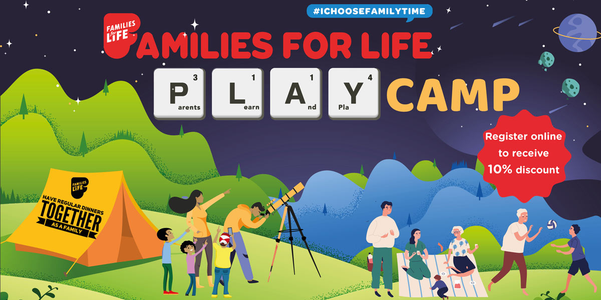 FFL P.L.A.Y. Family Camps