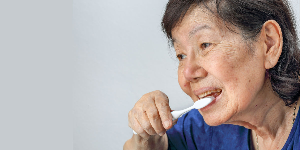 Dental Health in Persons with Dementia