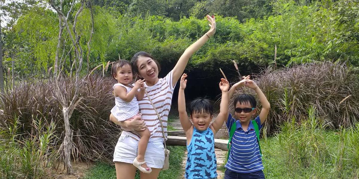 On Our Way to Four: One Mom's Thoughts on Forming a Large(r) Family in Singapore