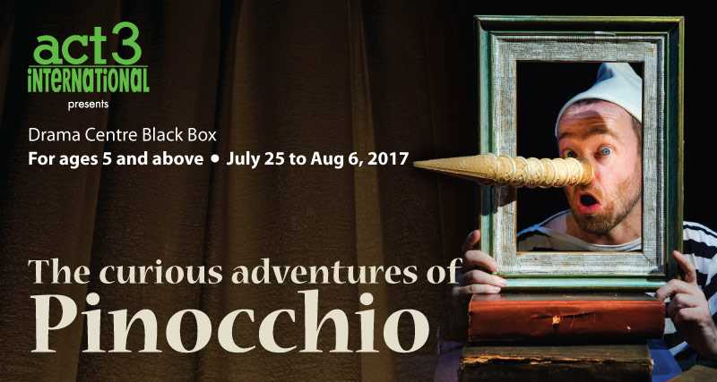 The Curious Adventures of Pinocchio