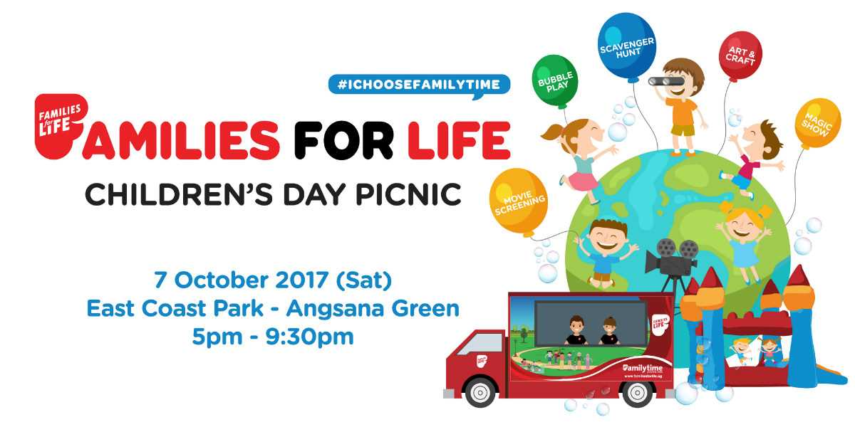 Families for Life Children's Day Picnic