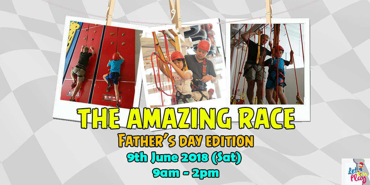 The Amazing Race - Father's Day Edition
