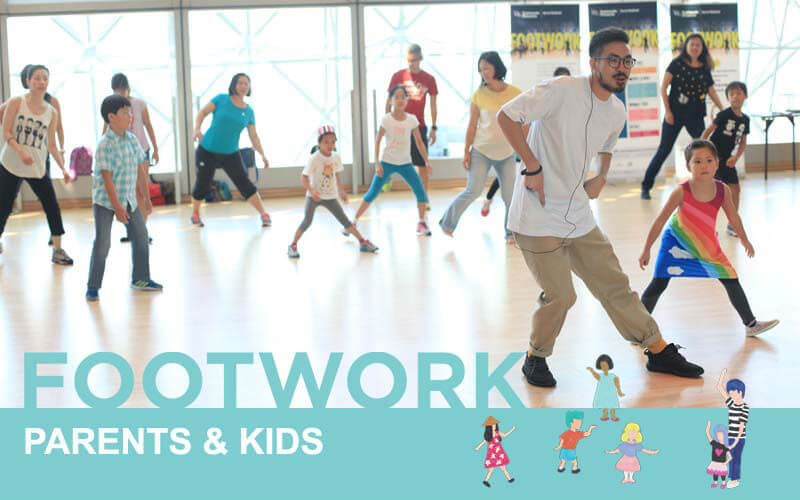 Footwork Parents & Kids