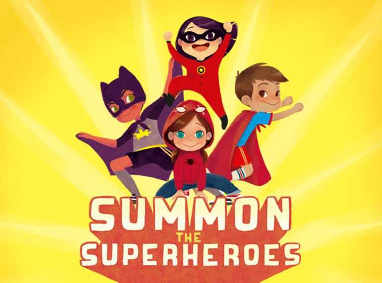 SSO Concerts for Children: Summon the Superheroes