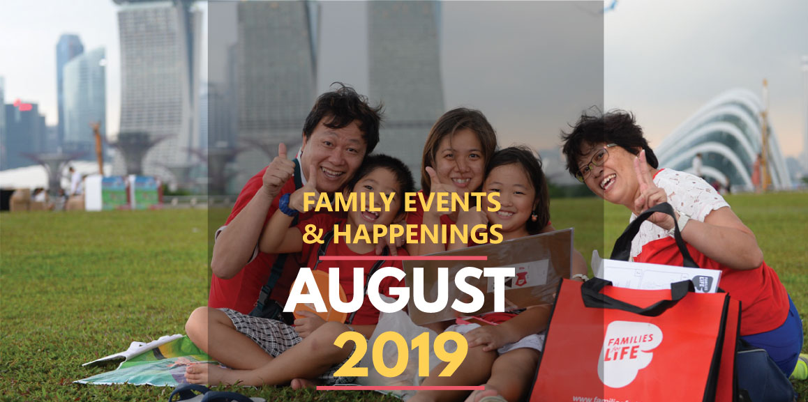 Family Activities in August 2019