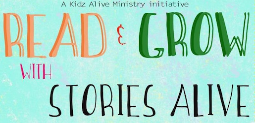 Read & Grow with Stories Alive