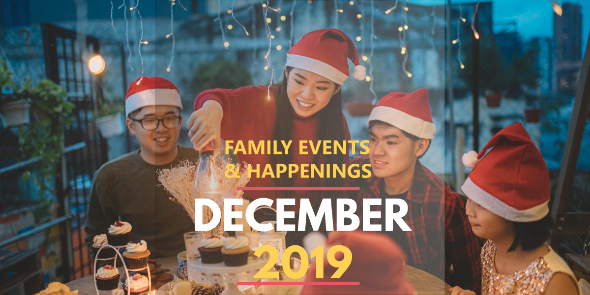 Family Activities in Dec 2019