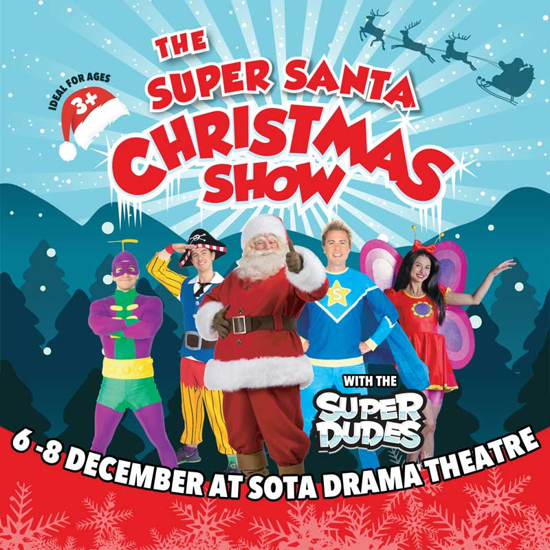 The Super Santa Christmas Show