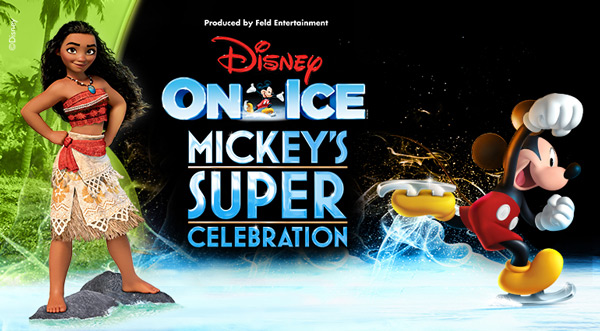 Disney On Ice Presents Mickey's Super Celebration