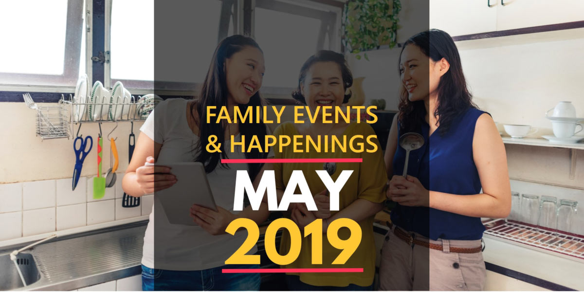 Family Activities in May 2019