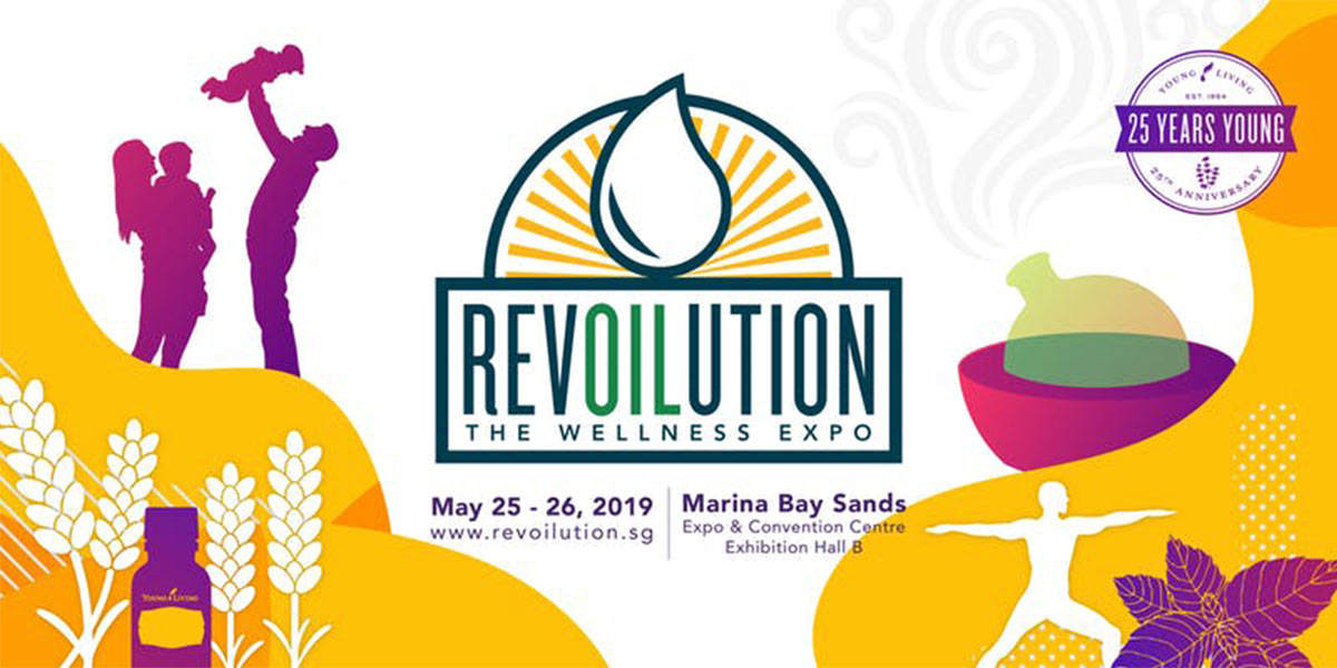 RevOILution Wellness Expo 2019
