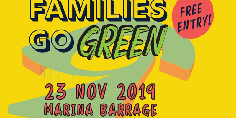 Families Go Green