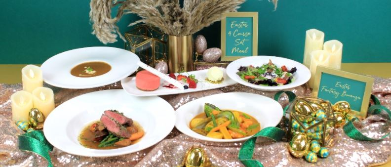 Hotel Fort Canning annual Easter dining bonanza