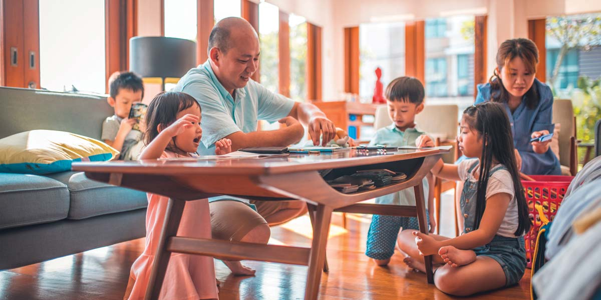 5 board games to keep you and your family free from boredom