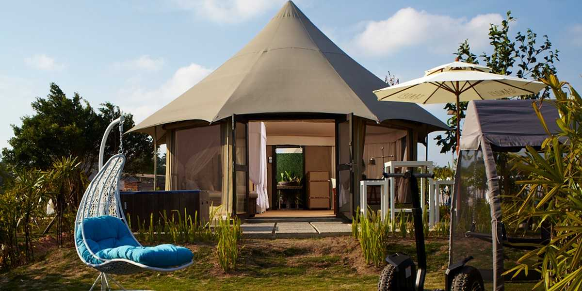 Bringing your family closer through a Glamping Adventure