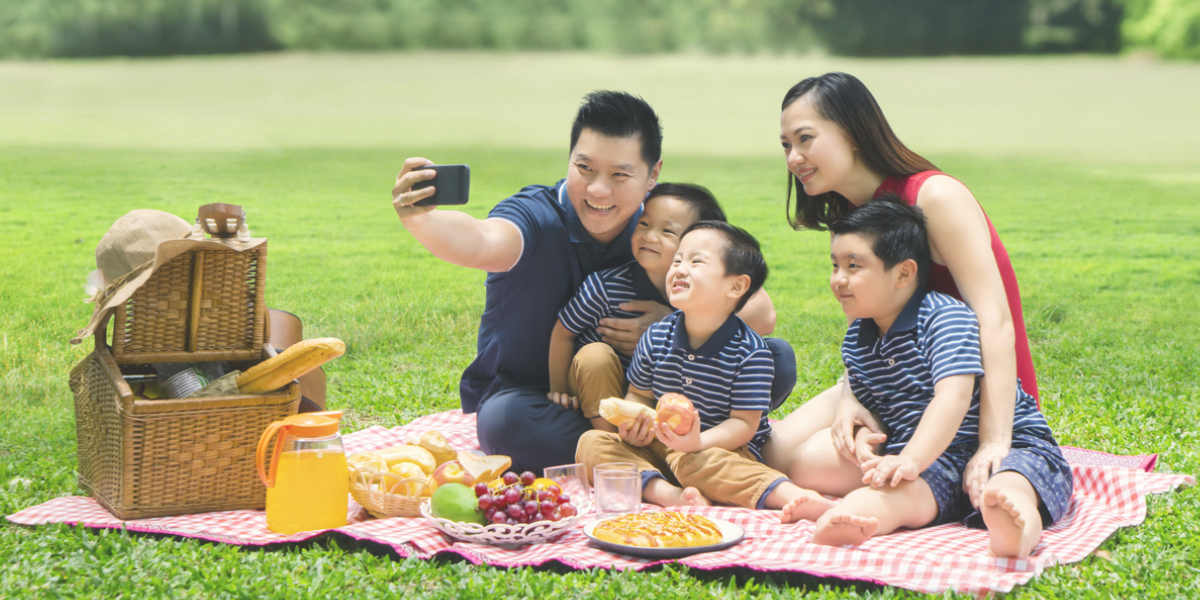 Plan the Perfect Family Picnic