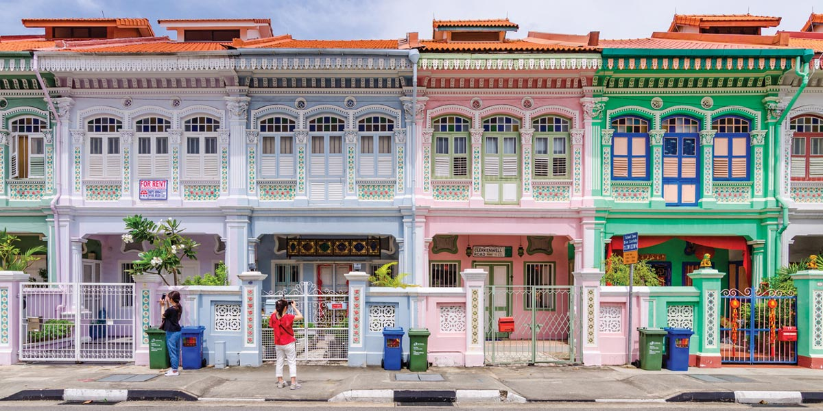 7 ways to revisit Singapore that existed before you