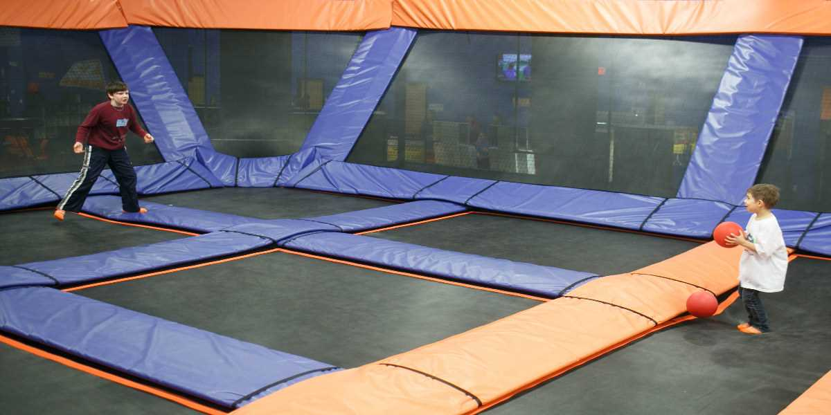 Trampoline Fun and Games | Families for Life