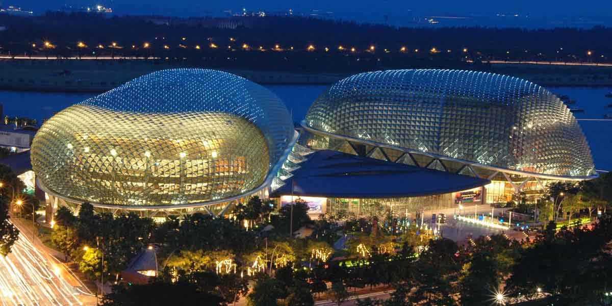 esplanade theatre singapore - photo #34