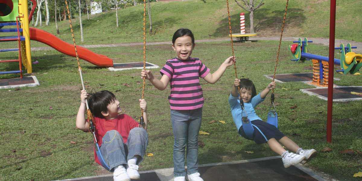 5 Fun Playgrounds in Singapore | Families for Life