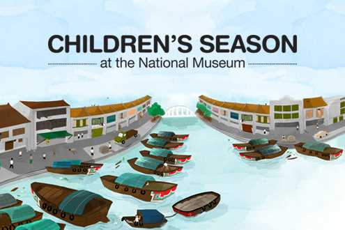 National Museum of Singapore Children's Season 2017