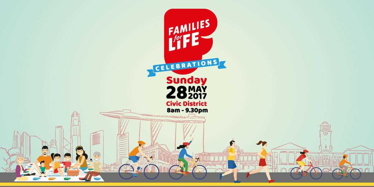 Families for Life Celebrations 2017 key visual