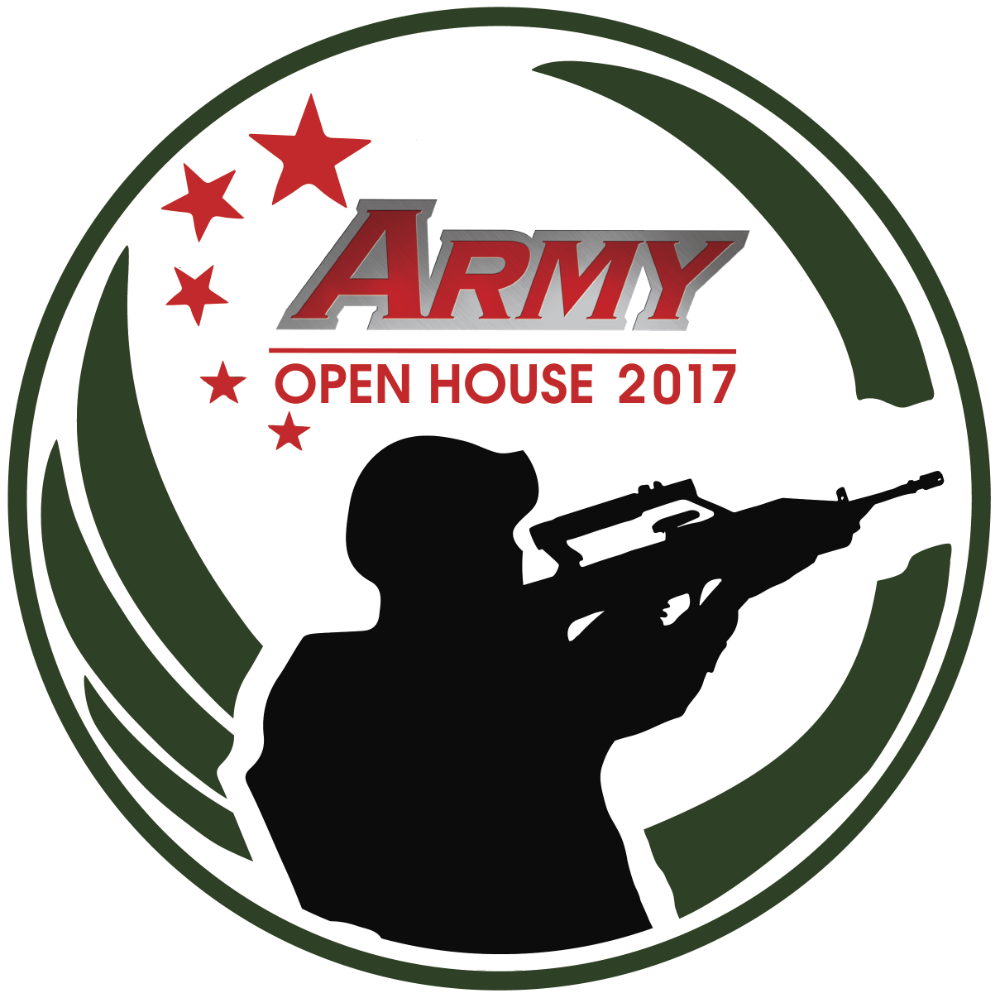 Army Open House 2017 logo