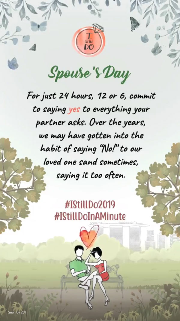 Spouse's Day