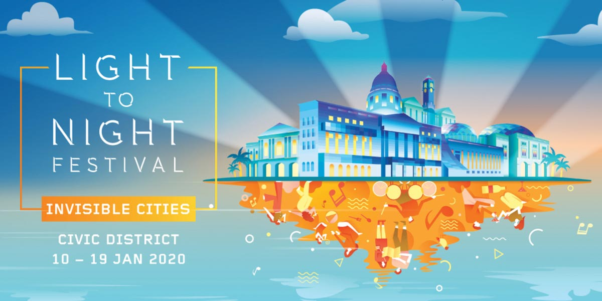 Light to Night 2020: Incredible Cities