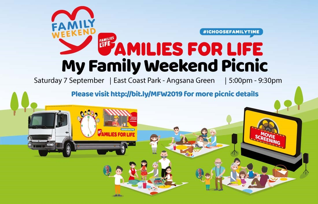 My Family Weekend Picnic