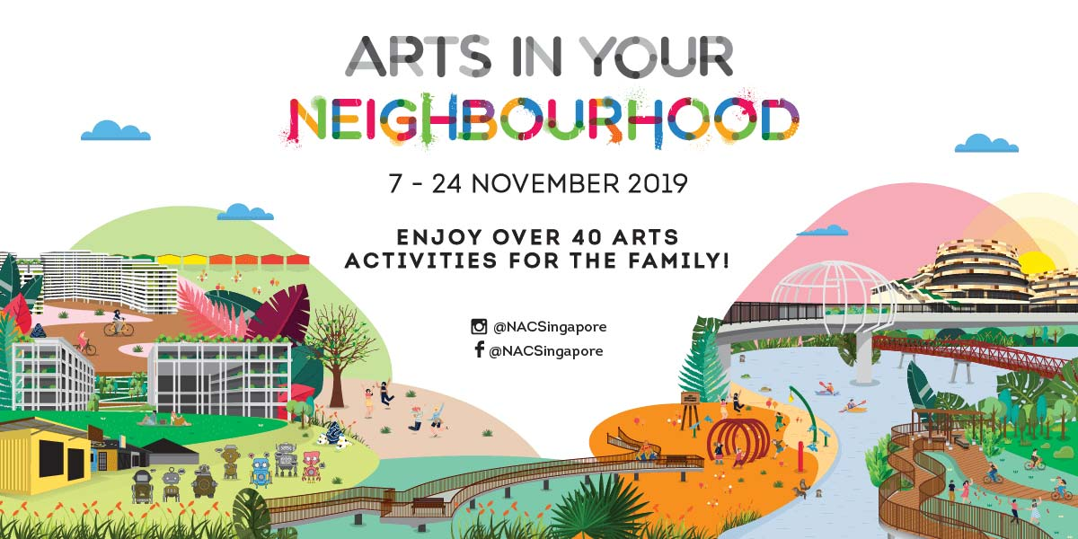 Arts in Your Neighbourhood